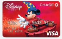 Chase Disney Premier Visa
