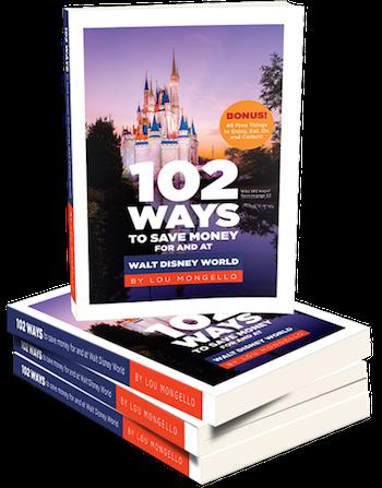 102-Ways-To-Save-Money-Walt-Disney-World-Lou-Mongello