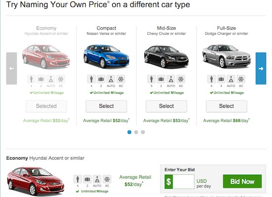 How to use Priceline to Save Money on Rental Cars - Frugal Mouse