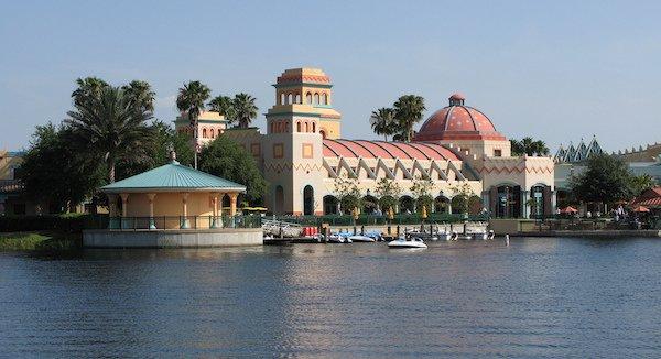Disney resort fall discount