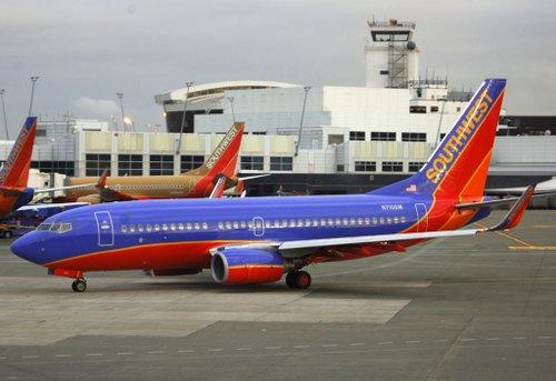 I love flying Southwest to Orlando